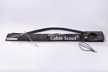 Guías Pasacables Cable Scout+
