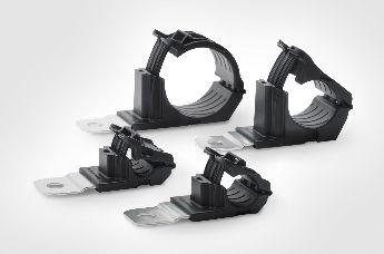 Abrazaderas Para Cables Por Trinquete Ratchet P Clamp