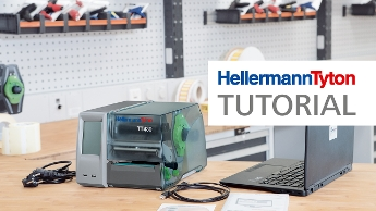 Tutorial TT430 printer